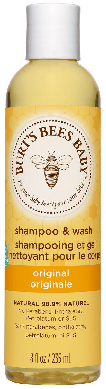 Burt\'s Bees Baby™ Shampoo and Wash | Walmart Canada