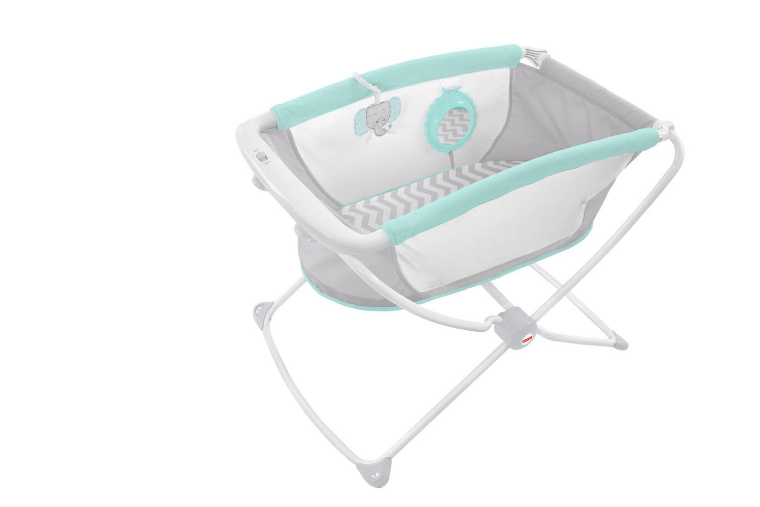 Fisher-Price Rock /'n Play Portable Bassinet