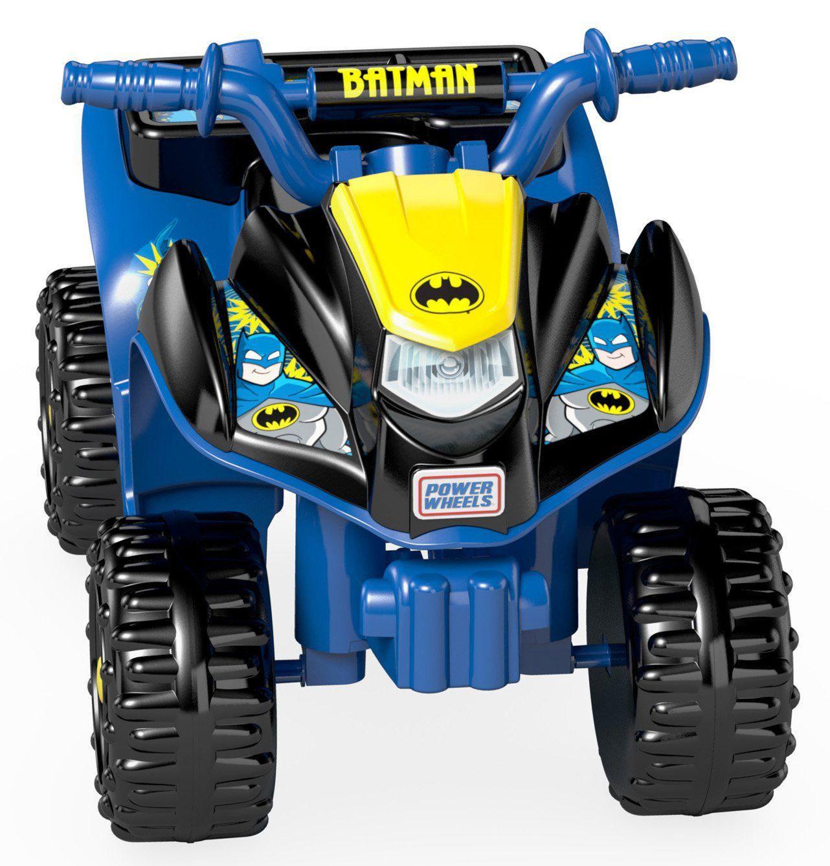 Fisher price batman ride on