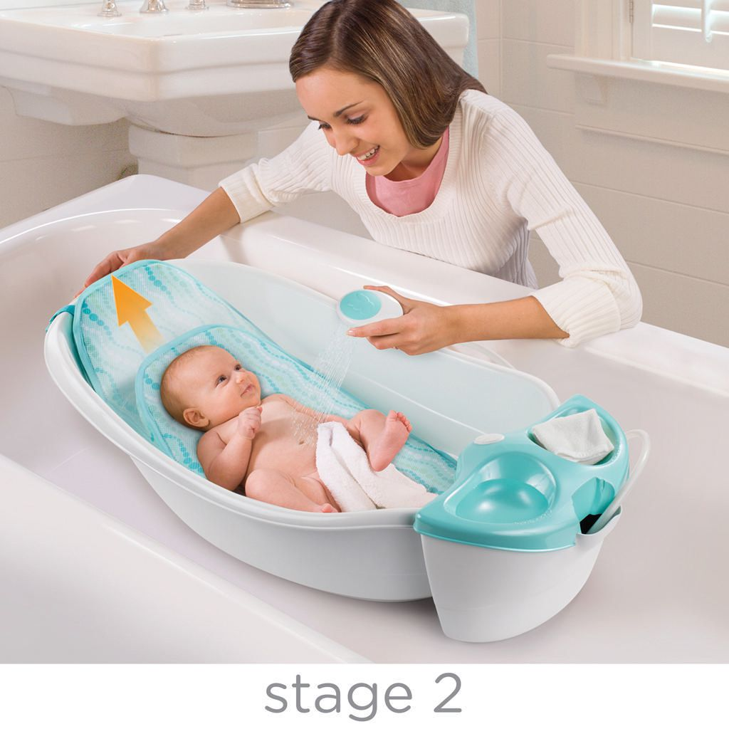 Summer Infant Soothing Waters Baby Bath & Spa | Walmart Canada