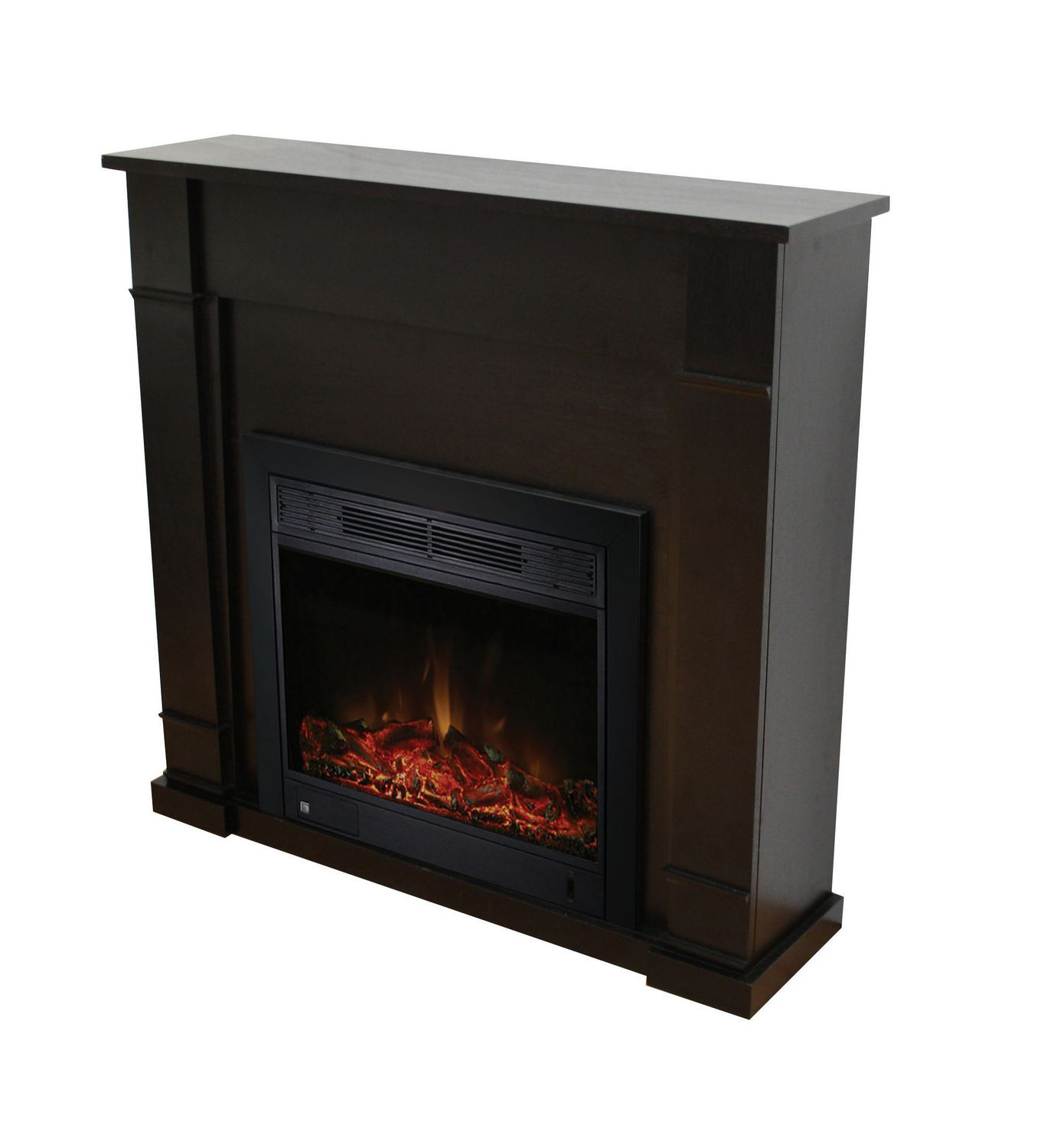 indoor fireplace inserts u0026 wall mounts for home at walmart