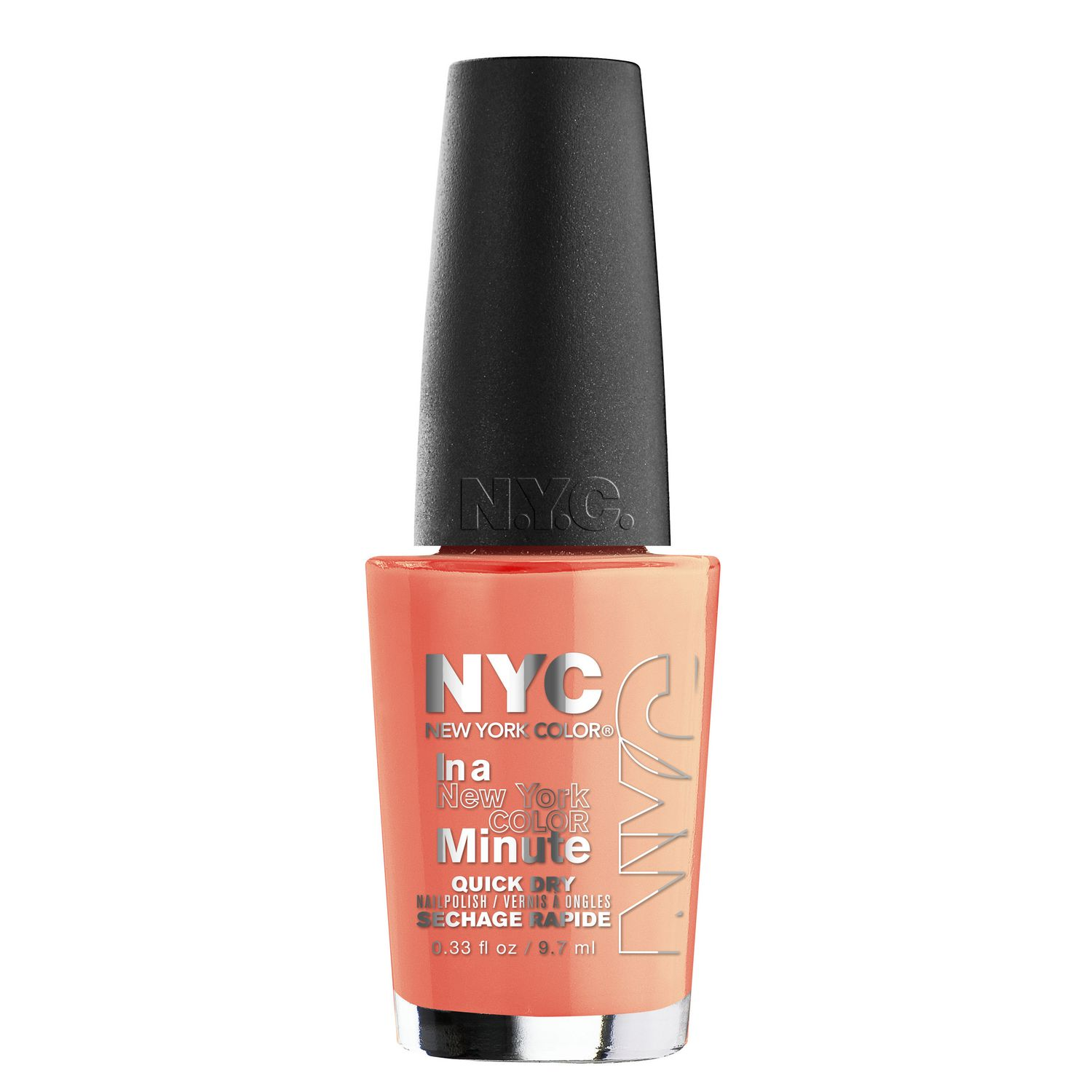 NYC New York Color In A New York Minute Nail Color | Walmart Canada