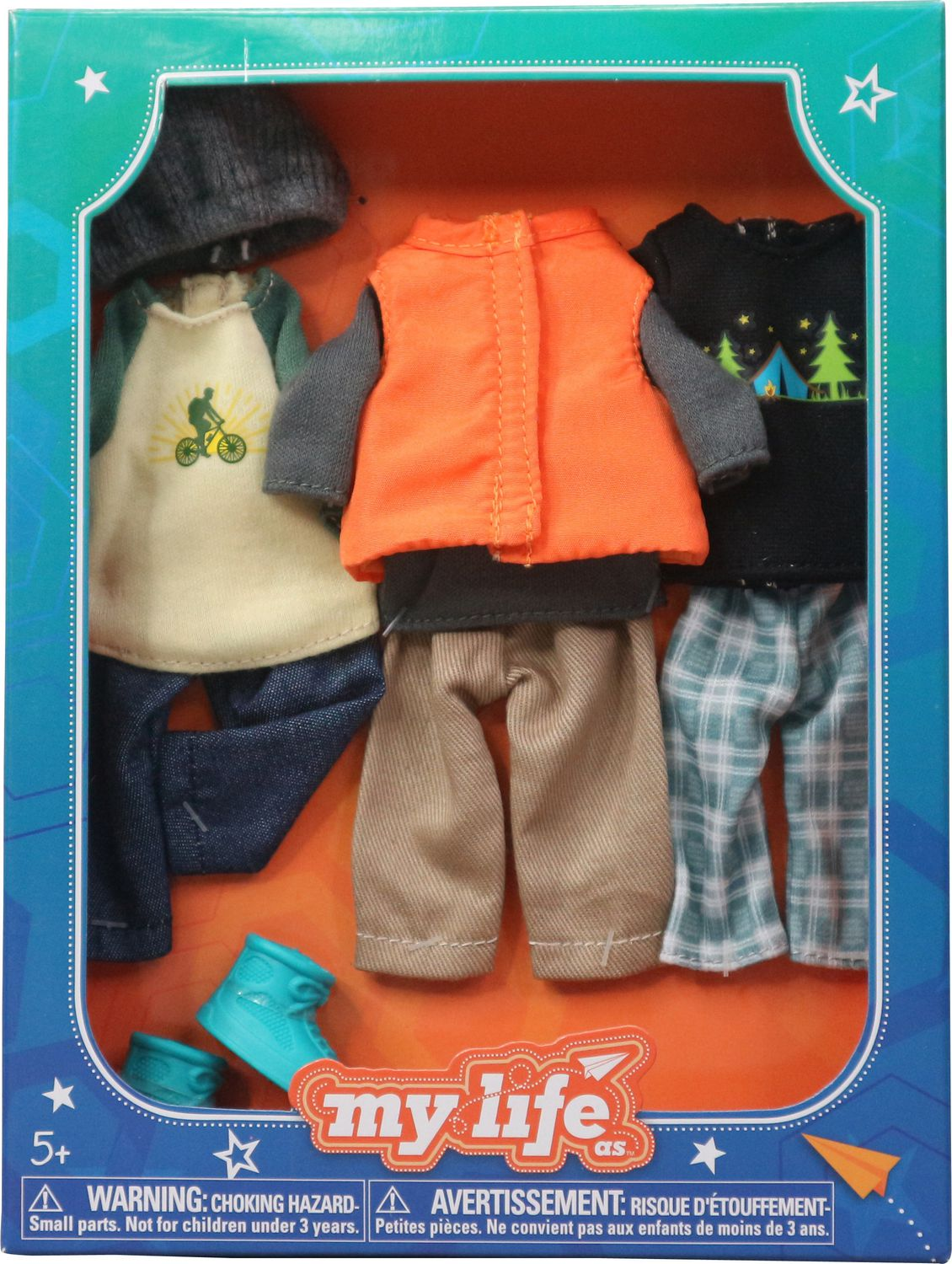 47f7a1e0d541c My Life As Mini Outdoorsy Boys  Outfit - image 1 of 2 zoomed image
