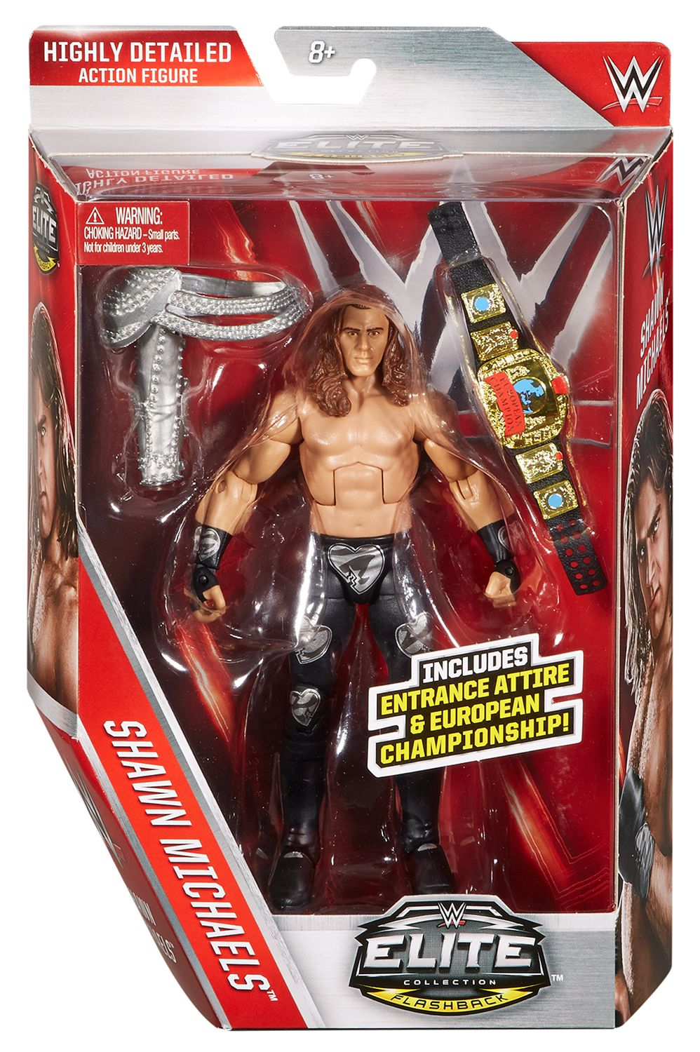 wrestling action figures sport action figures walmart wwe elite shawn michaels figure
