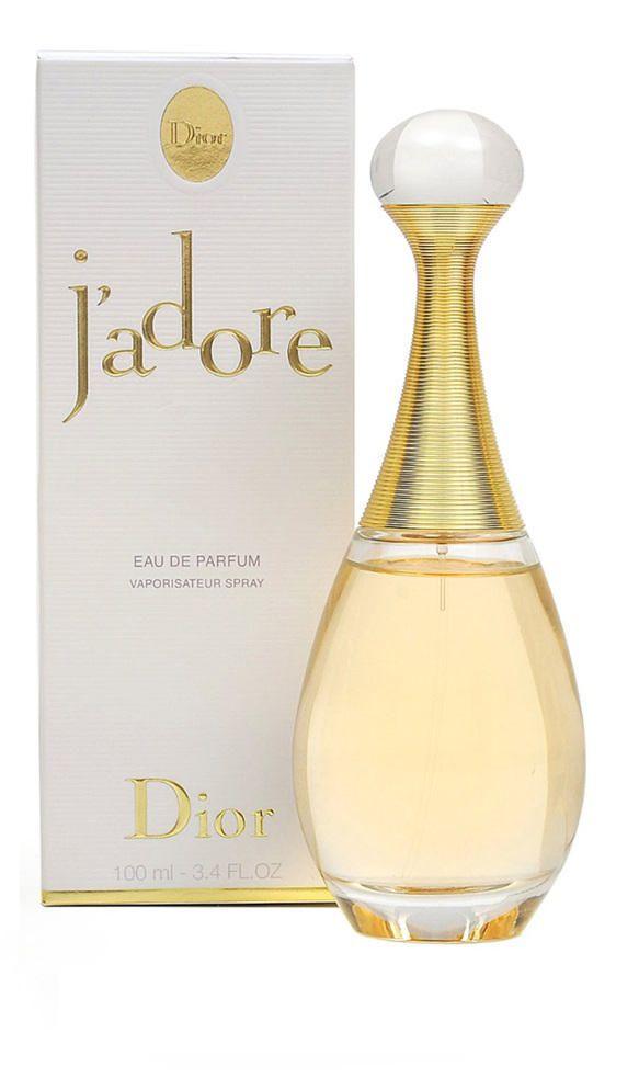 Christian Dior Jadore Eau De Parfum Spray For Women 100 Ml