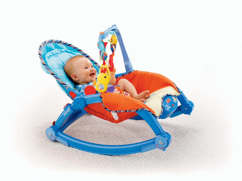 Fisher Price Newborn To Toddler Portable Rocker Walmart