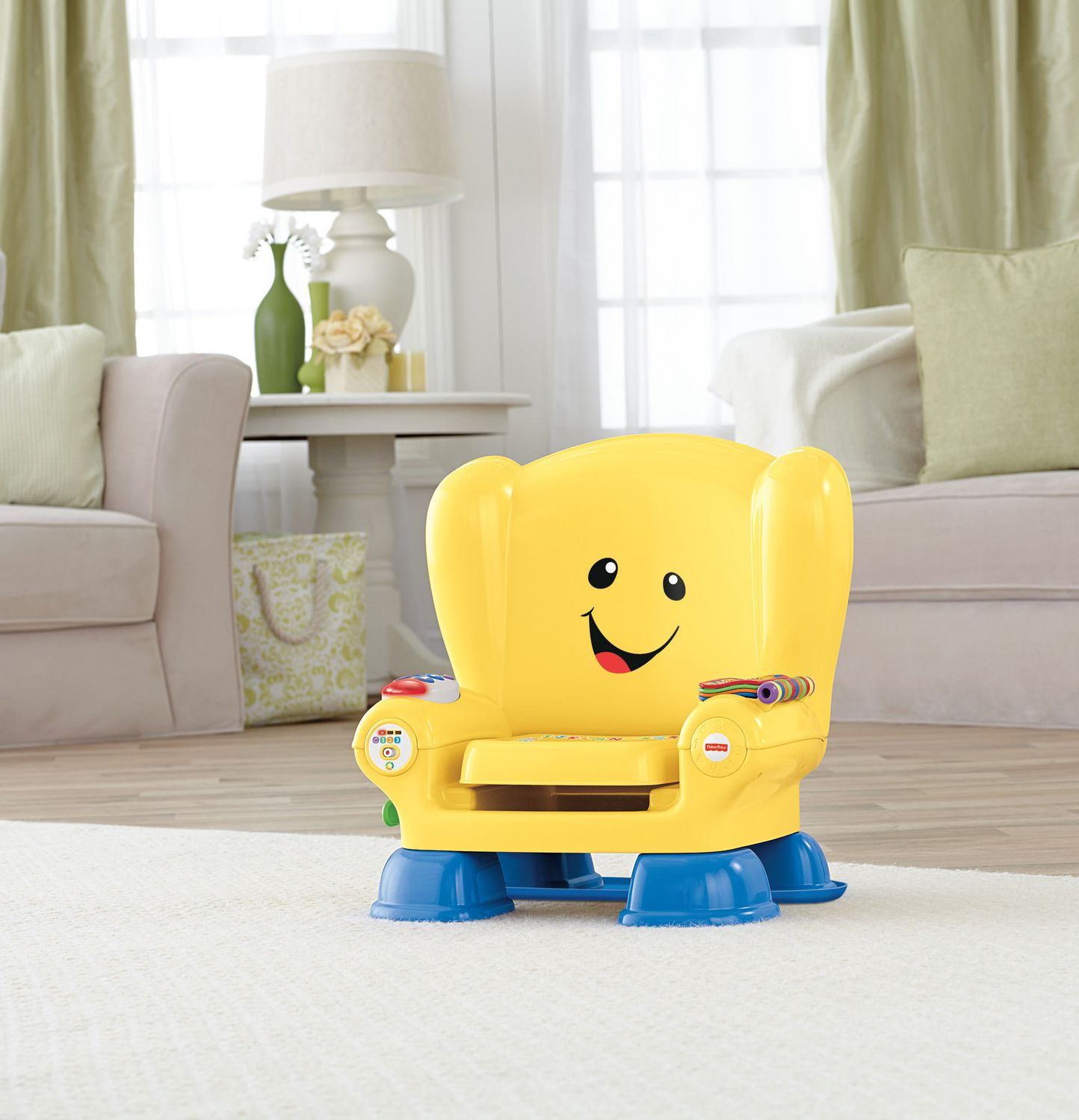 Fisher price smart stages chair - Fisher Price Laugh Learn Smart Stages Chair French Edition Walmart Canada
