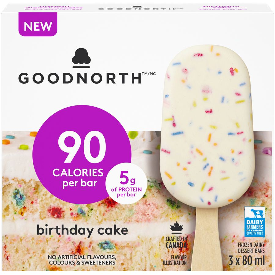 Admirable Goodnorth Birthday Cake Frozen Bars Walmart Canada Personalised Birthday Cards Paralily Jamesorg