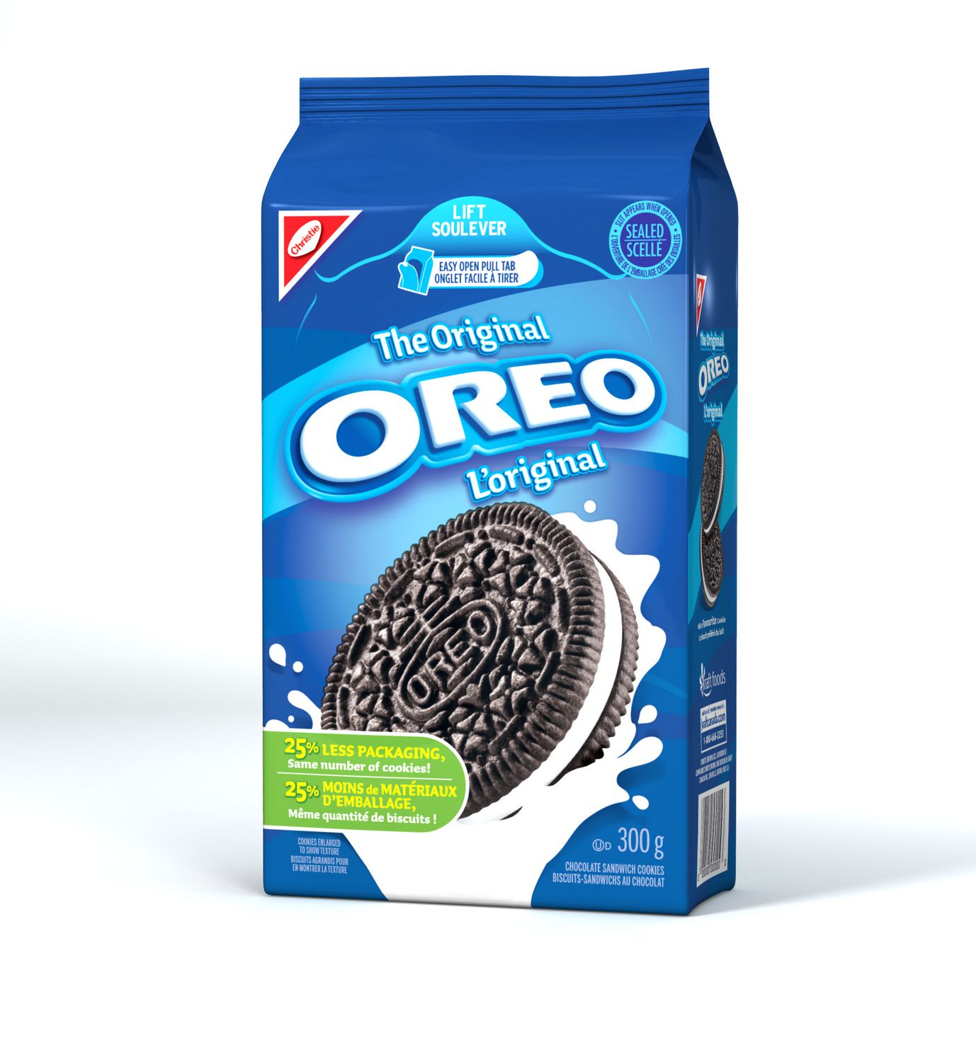 Oreo Original Chocolate Sandwich Cookies