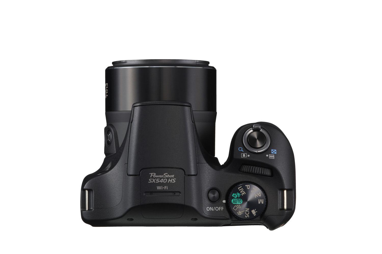Canon PowerShot SX540 HS Black Digital Camera | Walmart Canada