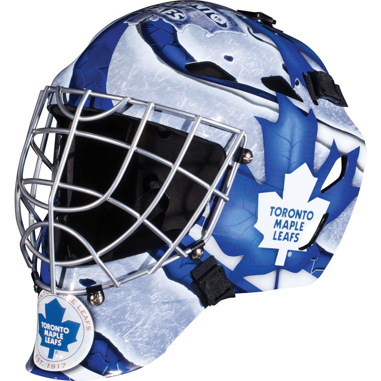 Franklin Sports Nhl Toronto Maple Leafs Goalie Face Mask Walmart