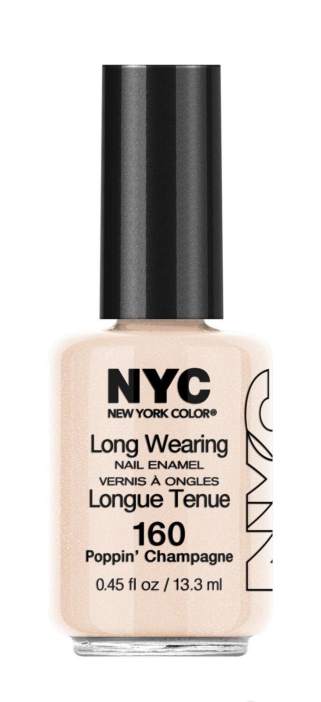 NYC New York Color Long Wearing Nail Polish | Walmart Canada