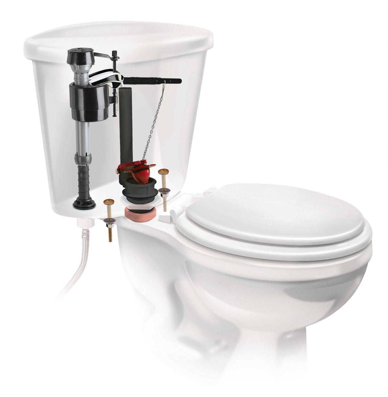 Fluidmaster® 400AKCRP2 Complete Toilet Repair Kit | Walmart Canada