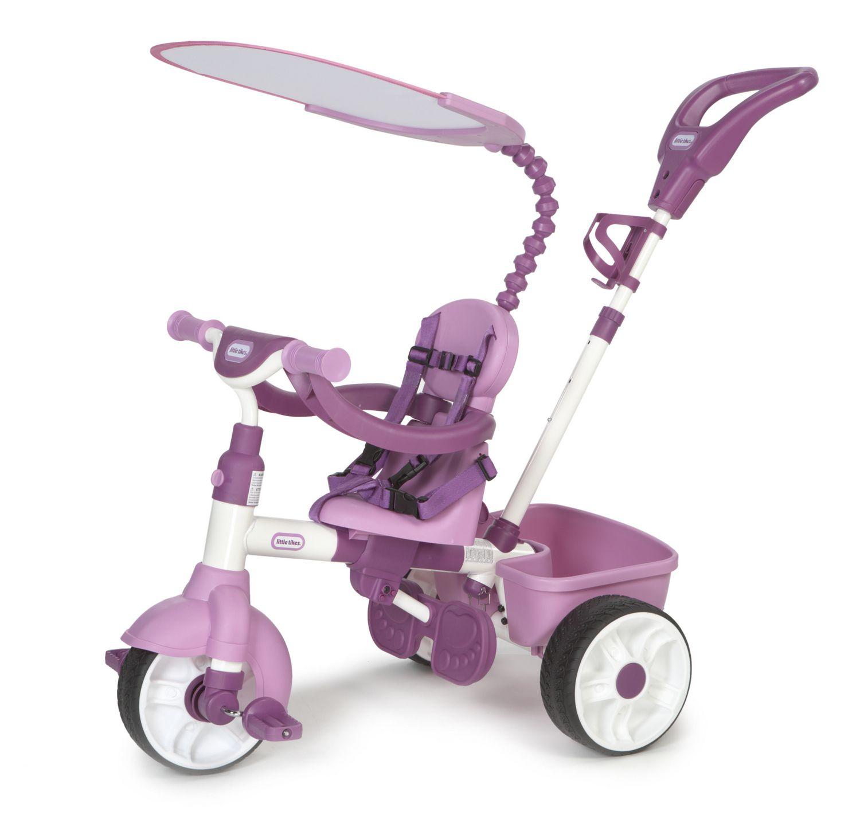 Little Tikes 4-in-1 Basic Edition Trike, Pink | Walmart Canada