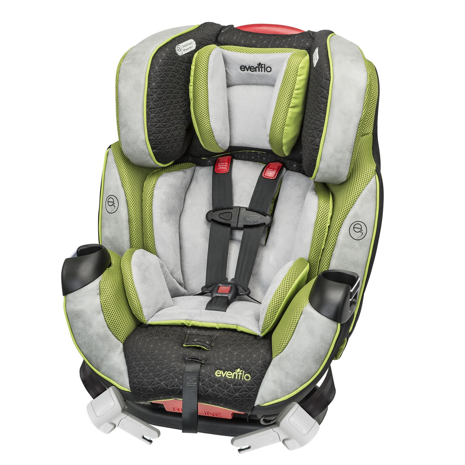 Evenflo Symphony Elite Porter All In One Car Seat