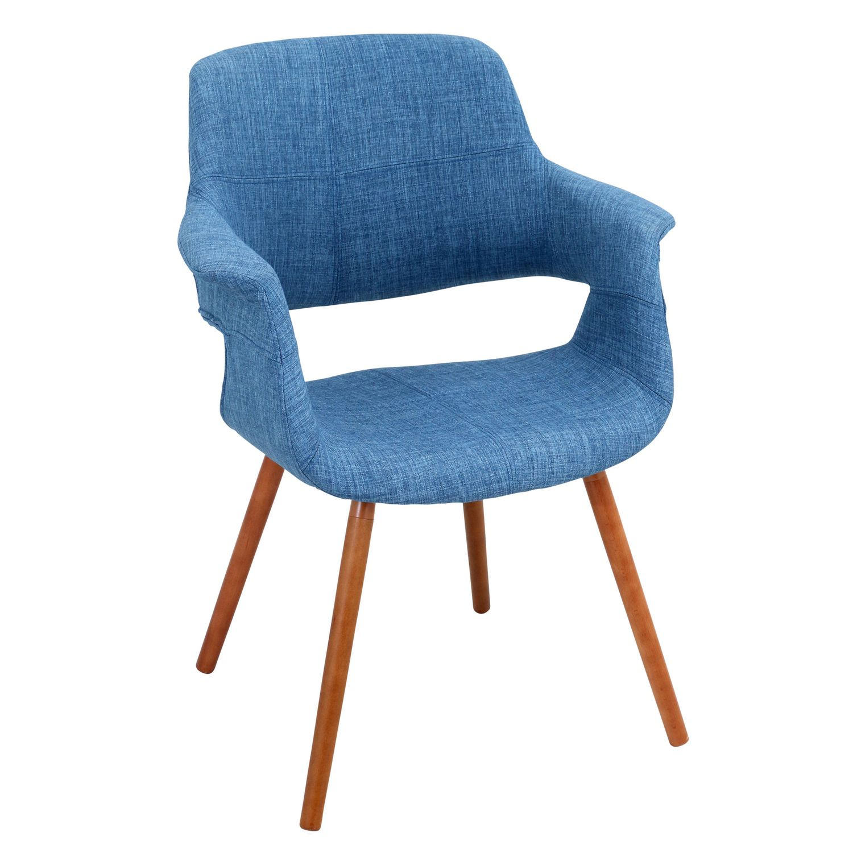 Lumisouce Vintage Flair Mid Century Modern Chair Walmart Canada