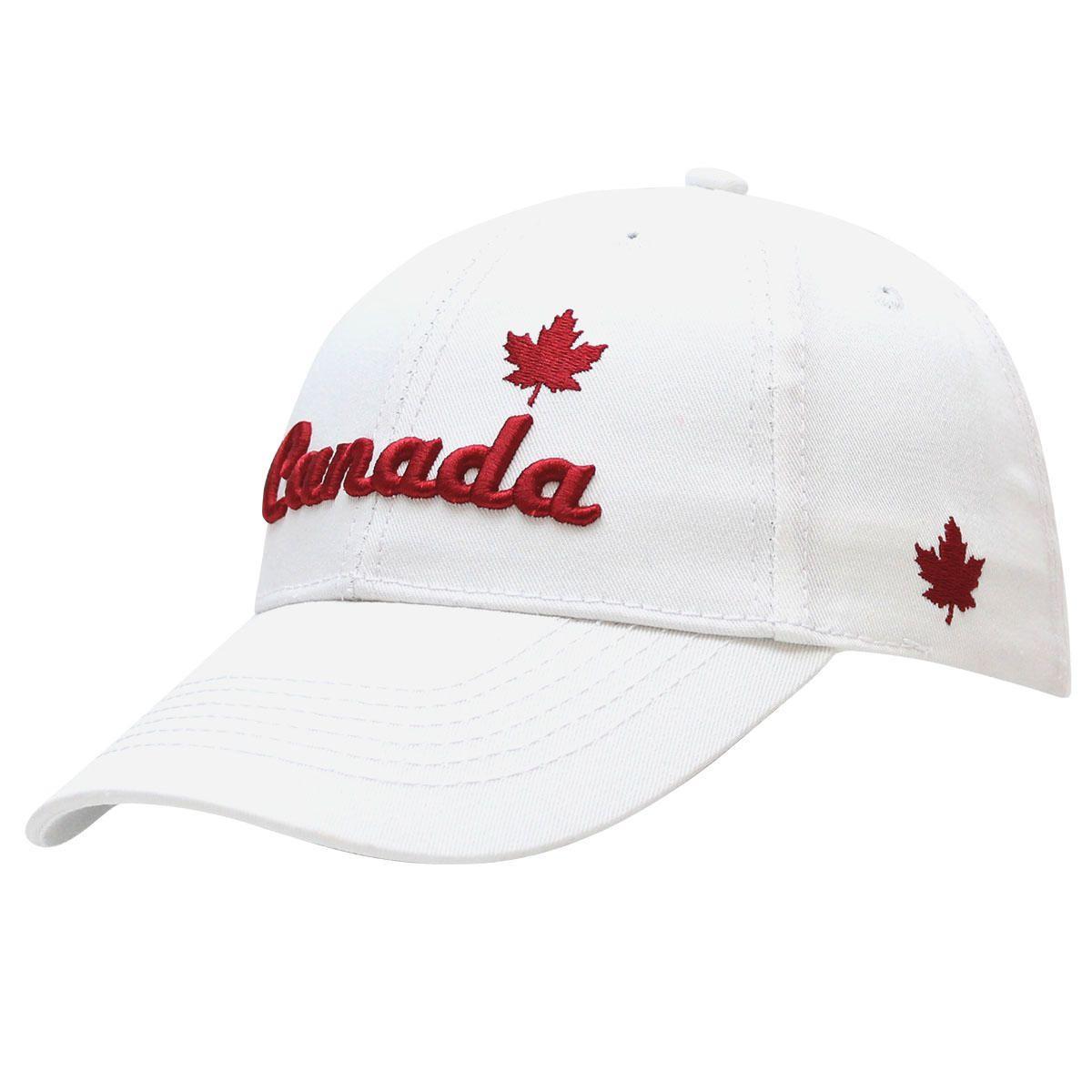 Canadiana Women's 3D Embroidered Baseball Hat | Walmart Canada