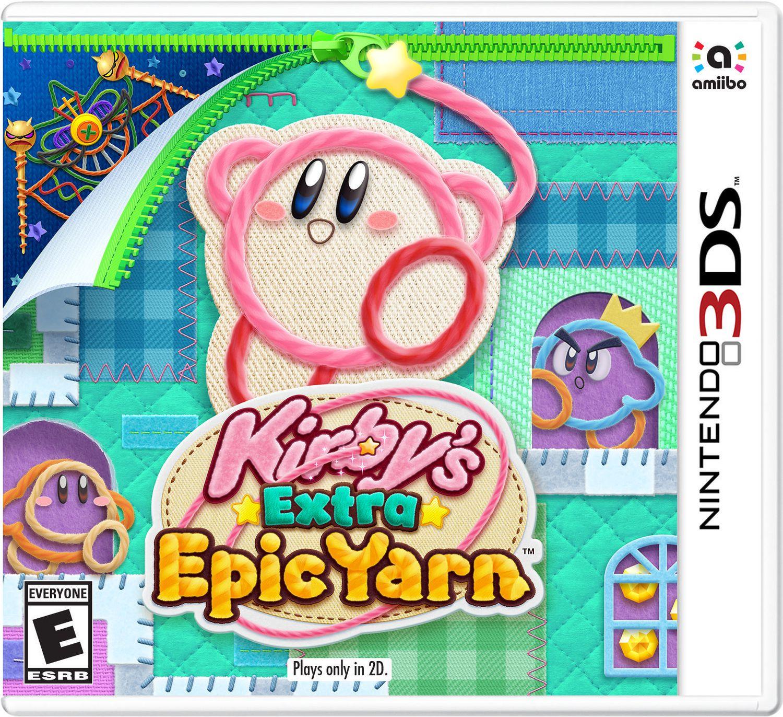 Kirby's Extra Epic Yarn (Nintendo Switch)