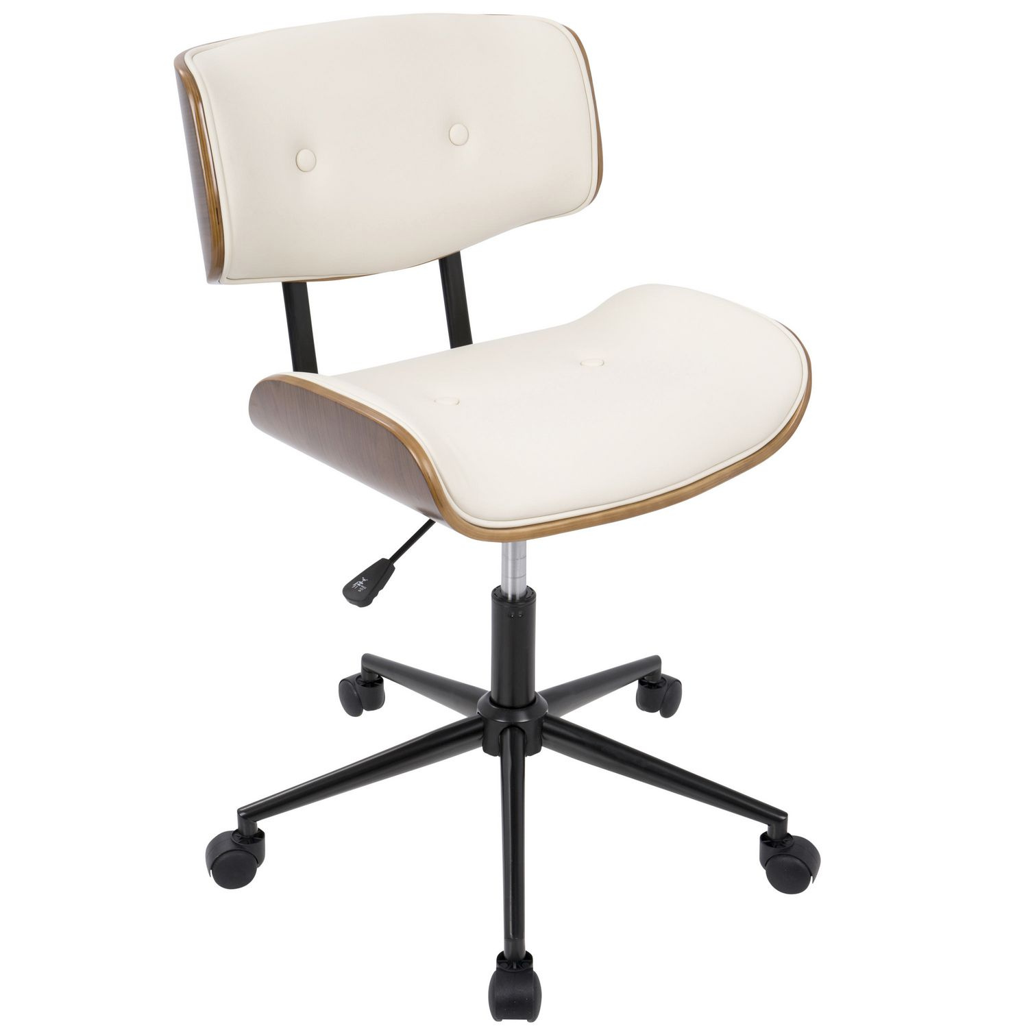 Lumisource Mid Century Modern Office Chair Walmart Canada