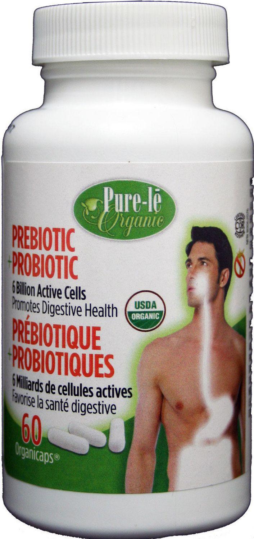 prébiotiques et probiotiques en pharmacie