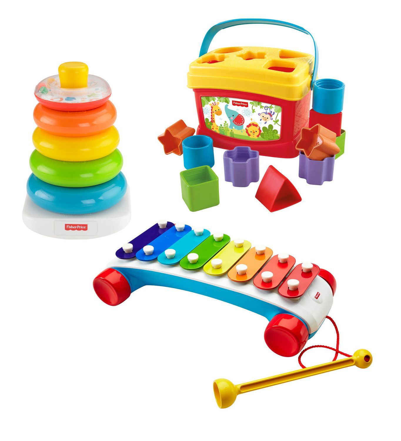 Fisher Price Classic Infant Trio