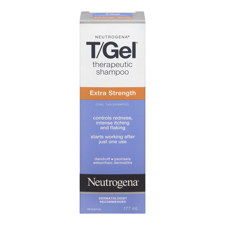 NEUTROGENA® T/GEL® Therapeutic Extra Strength Shampoo