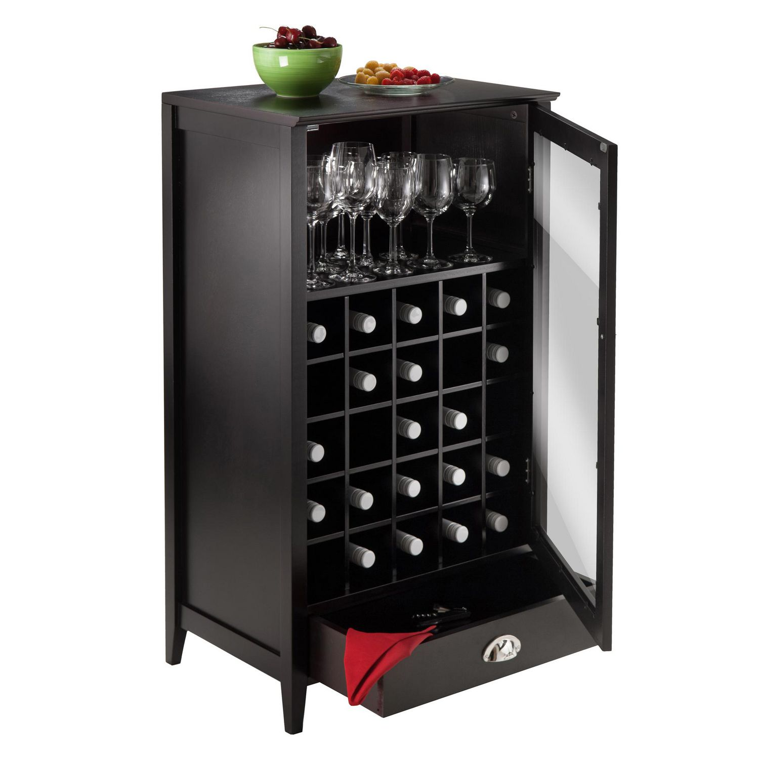 wine bottle shop barrel racks cupboard furniture copy narrow rack