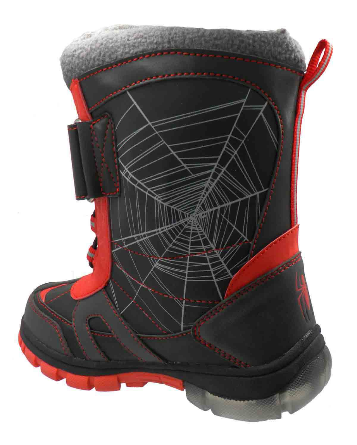 Spider Man Spider-Man Winter Boots