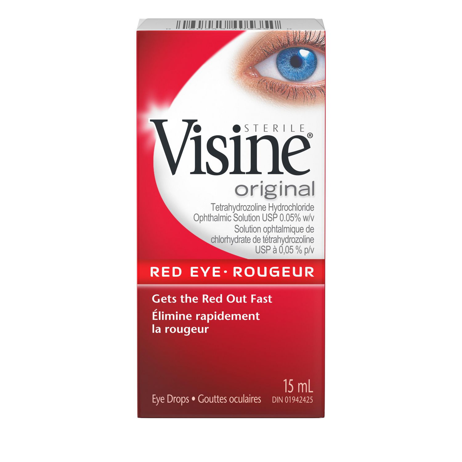 Product Visine package