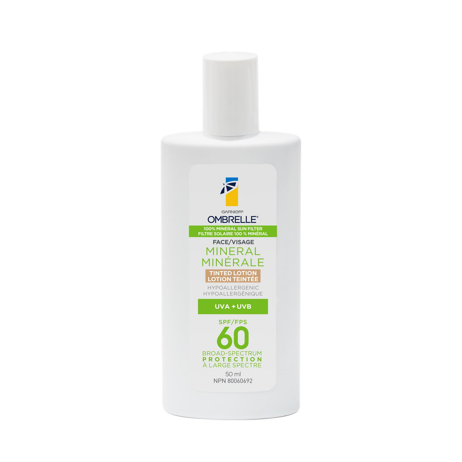 tinted mineral sunscreen