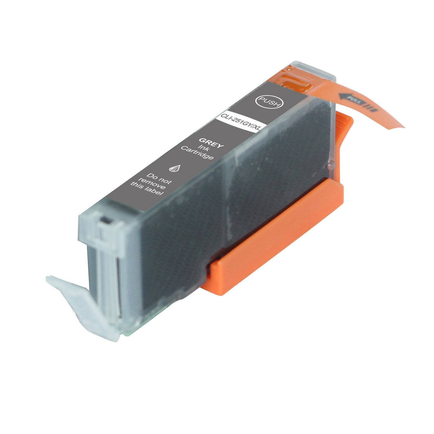 L-ink Compatible Canon CLI-251XL Grey Ink Cartridge