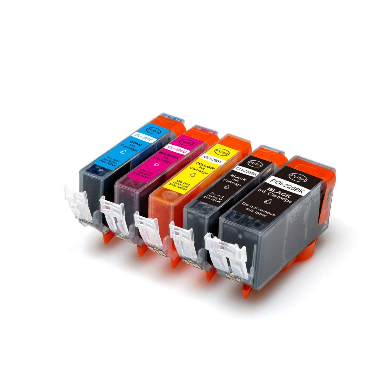 1 BLACK CLI-226 New Compatible Ink Cartridge for Canon CLI-226BK CLI-226 CLI226