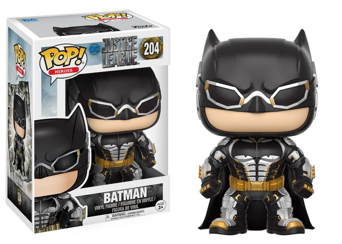 Movies Justice League Batman Vinyl Figure Funko Pop