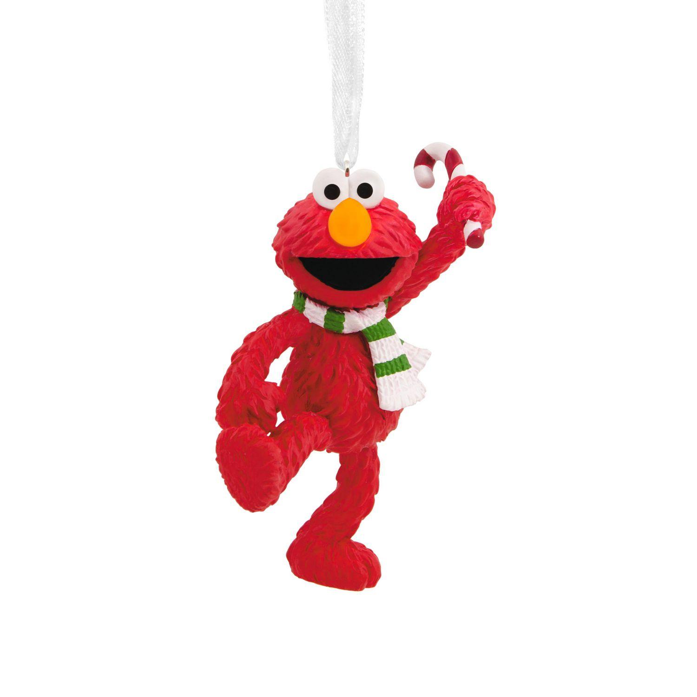 Hallmark Sesame Street Elmo Christmas Ornament   Walmart ...
