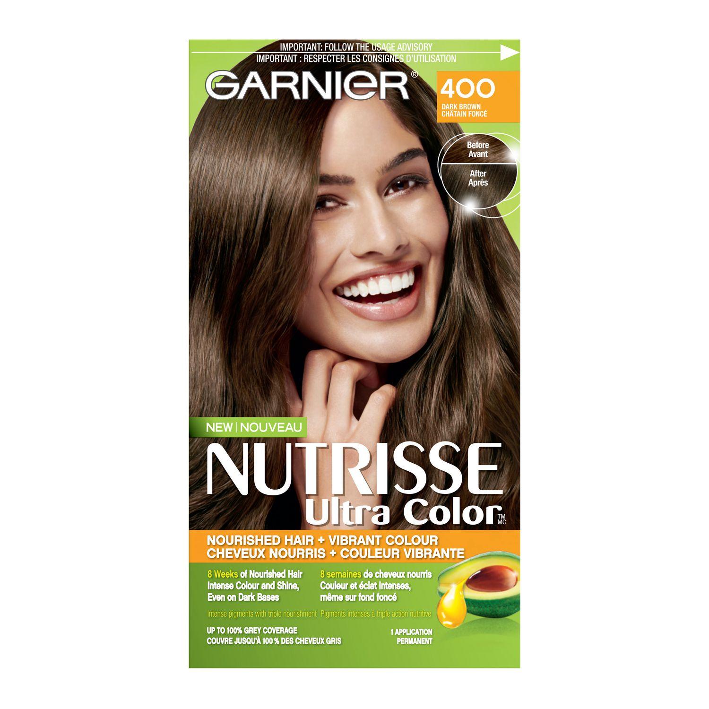 Garnier Nutrisse Ultra Color Nourished Permanent Haircolour ...