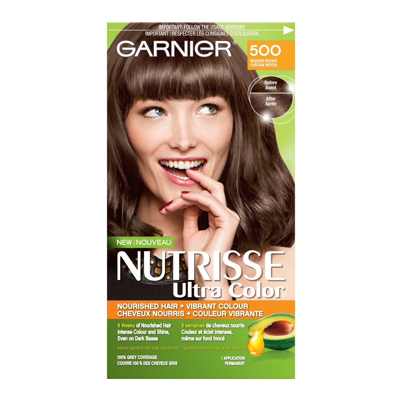 Garnier Nutrisse Ultra Color Nourished Permanent Haircolour