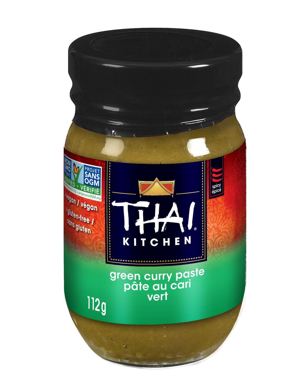 Thai Kitchen Green Curry Paste Walmart Canada