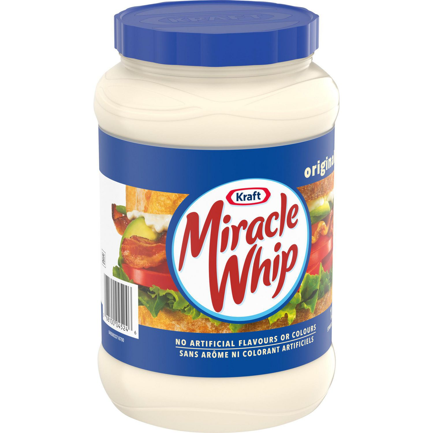 Walmart Oil Change Price >> Miracle Whip Original Spread | Walmart.ca