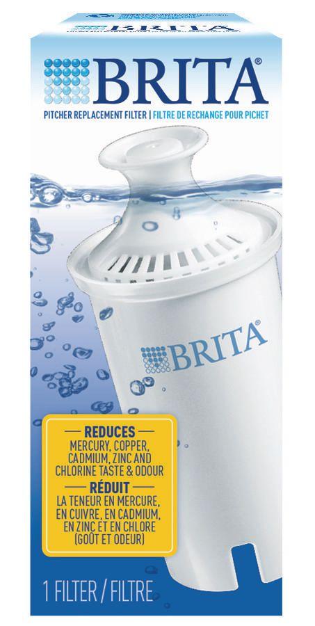 brita® 1 pack filter | walmart canada