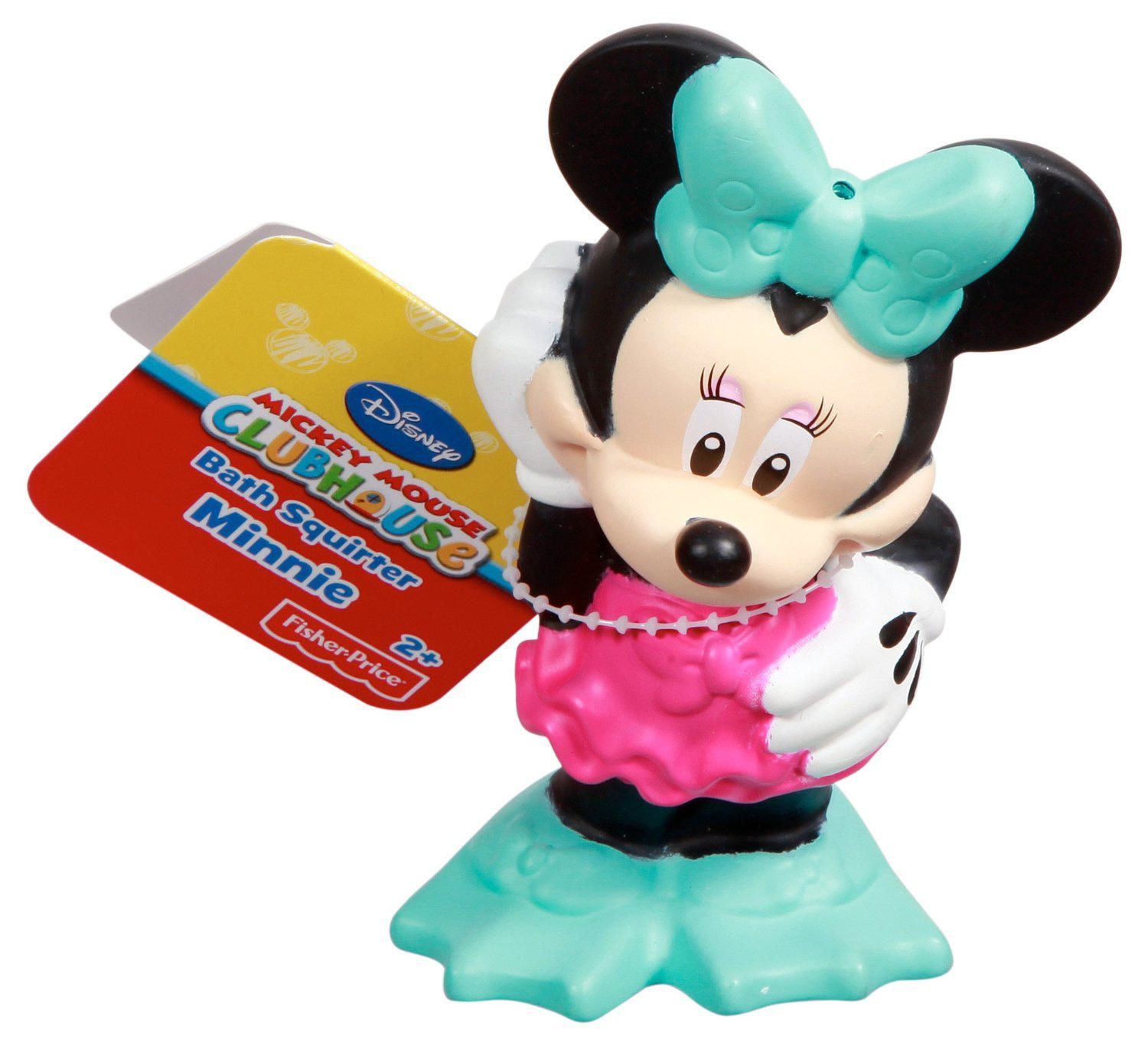 Fisher-Price Disney Mickey Mouse Clubhouse - Bath Squirter Minnie ...
