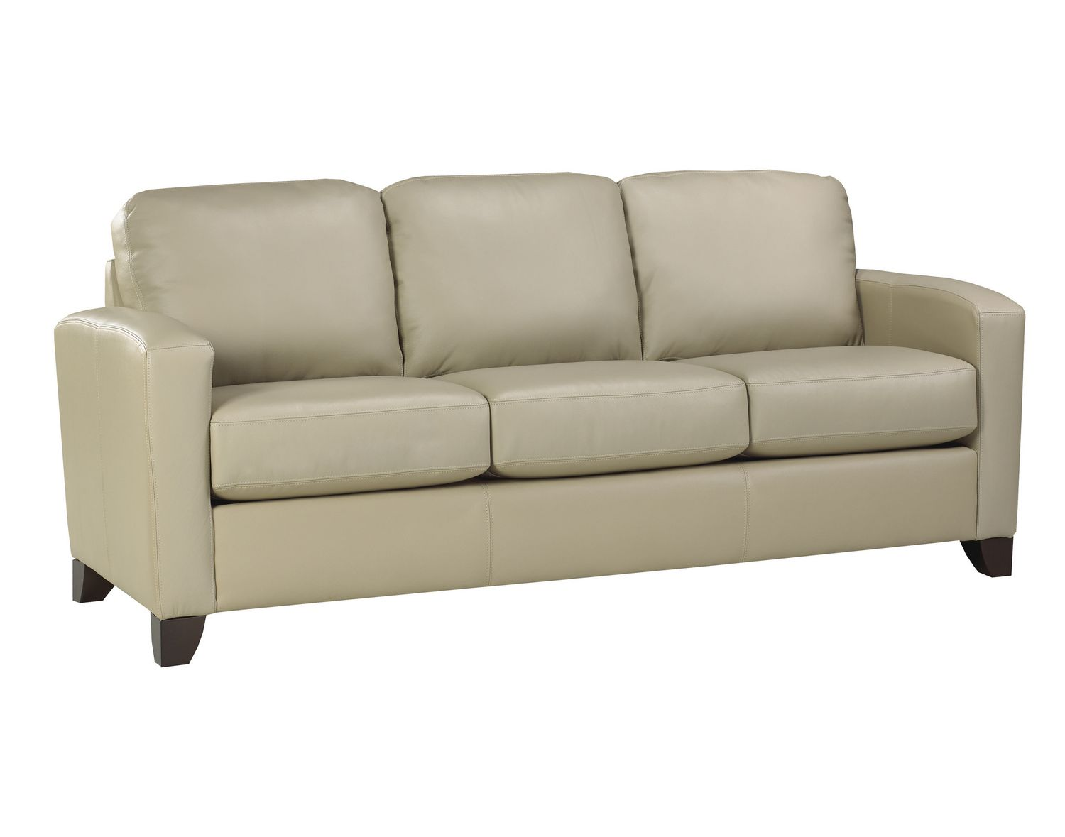 Picture of: Canadian Made Astoria Leather Sofa Walmart Canada