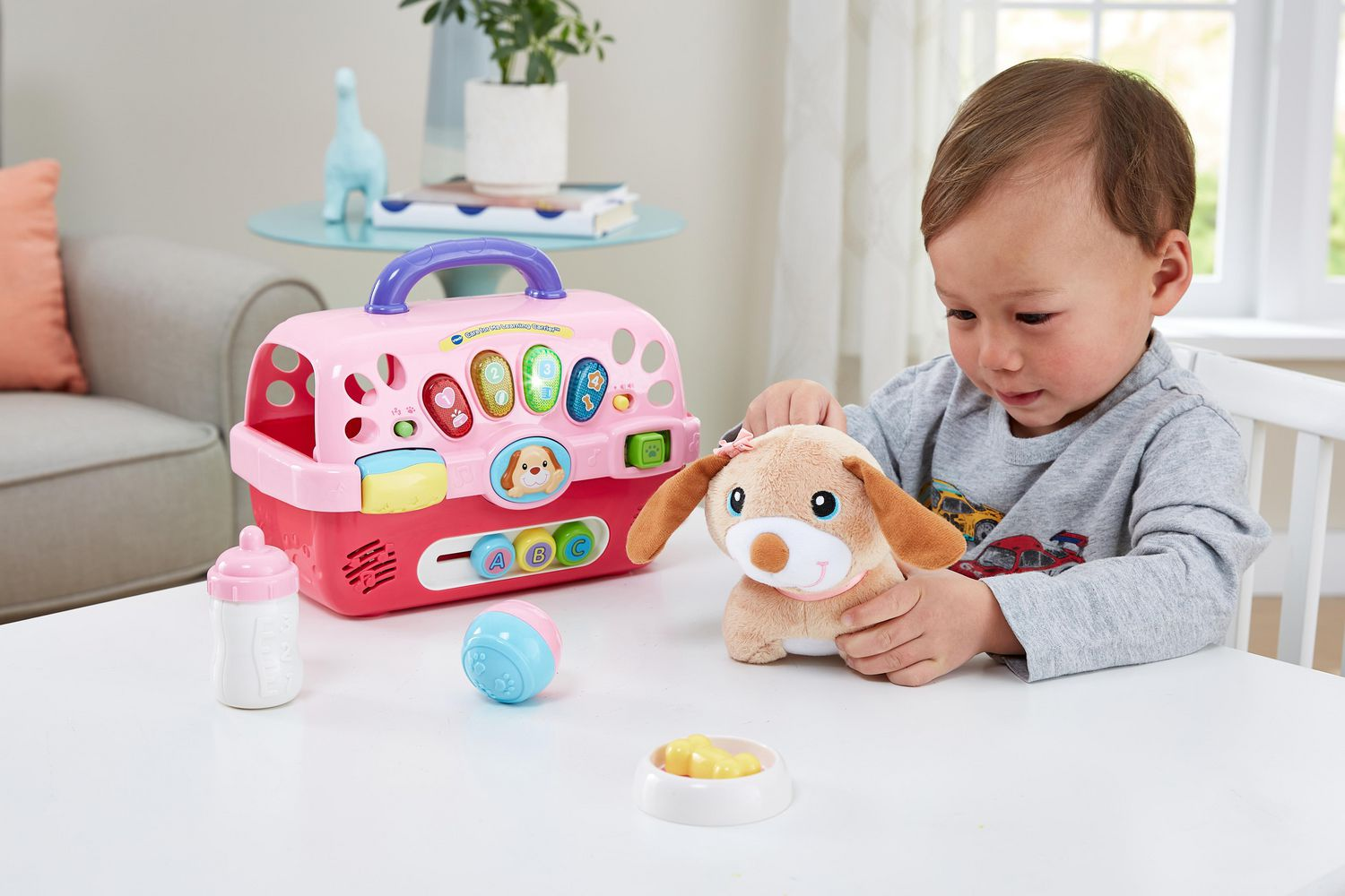 Vtech Care for Me Learning Carrier™ Interactive Learning Toy