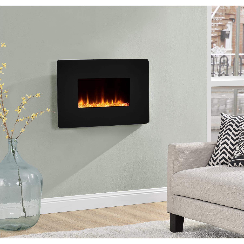 Dorel Kenna 25 Wall Mount Fireplace Walmartca