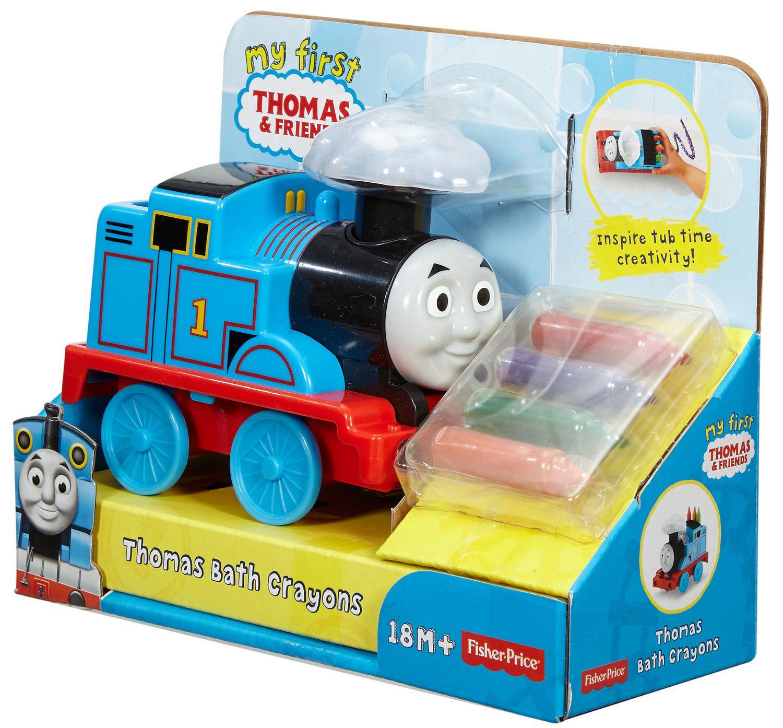 Thomas and Friends My First Thomas & Friends Thomas Bath Crayons ...