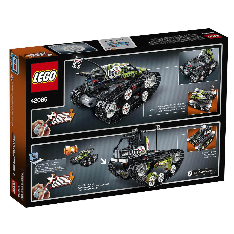 Lego Technic Rc Tracked Racer 42065 Walmart Canada