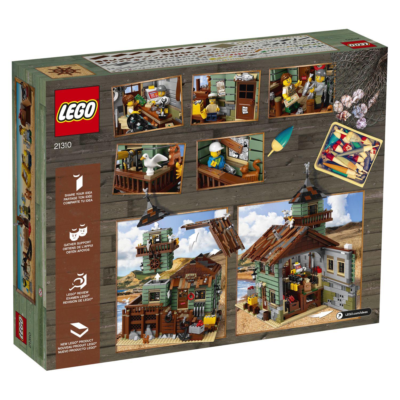 LEGO LEGO Ideas - Old Fishing Store (21310)   Walmart Canada