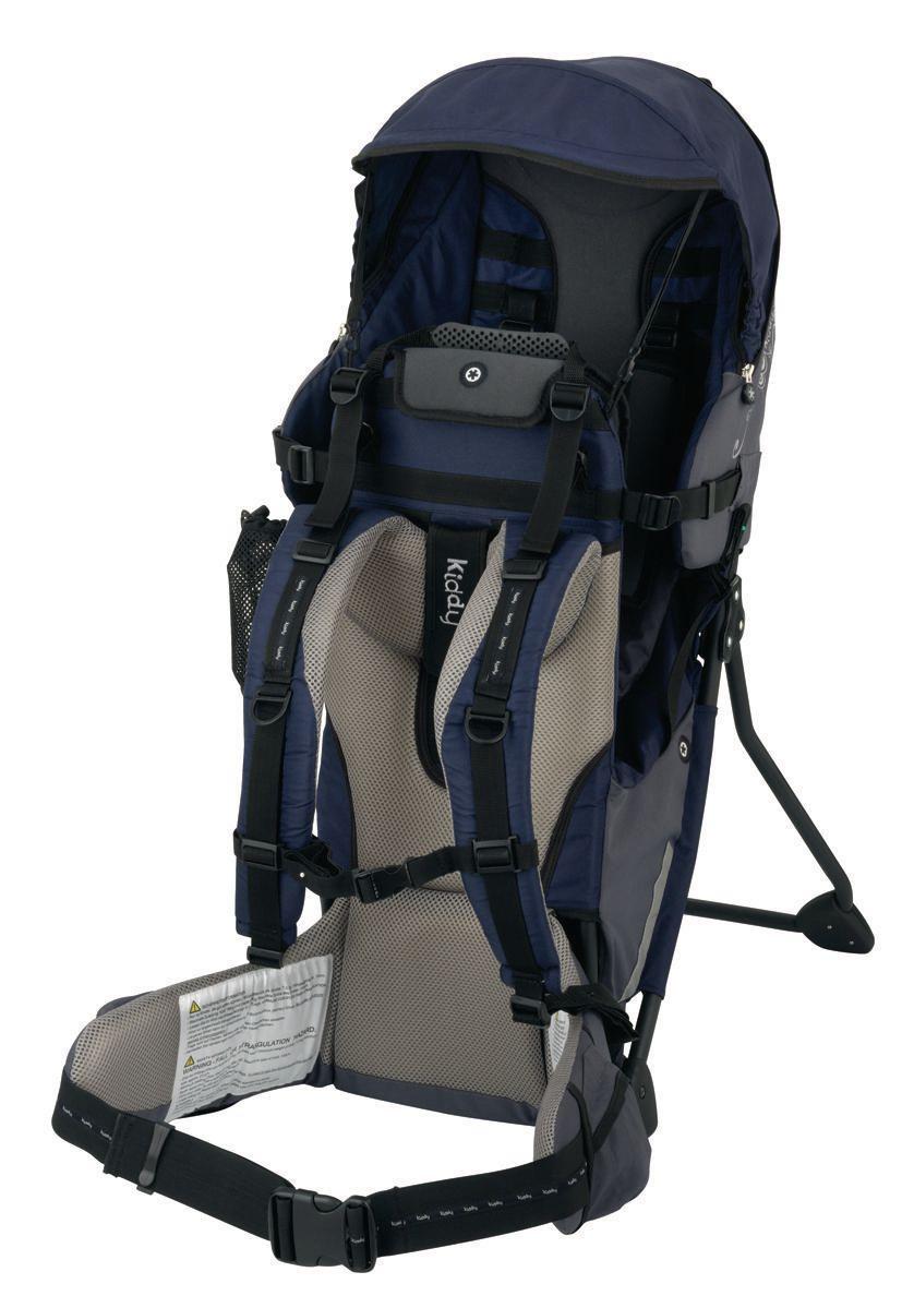 Kiddy Baby Travel Carrier Adventure Pack Black Toddler Backpack 47200RT123