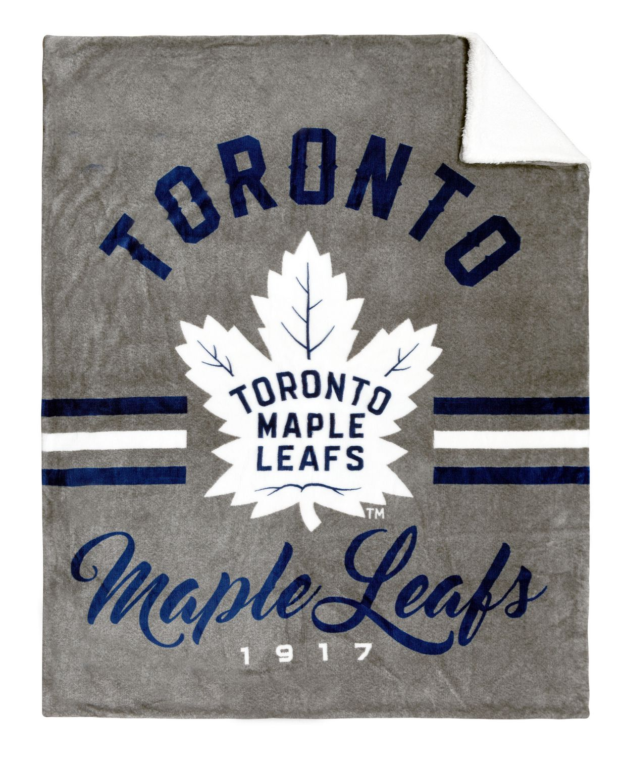 7370a9ac3a5 NHL Team Throw- Toronto Maple Leafs - image 1 of 1 zoomed image