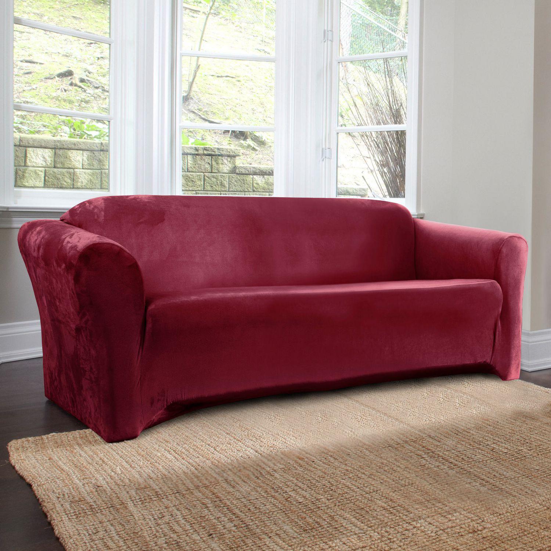SureFit™ Harlow Stretch Sofa Slipcover