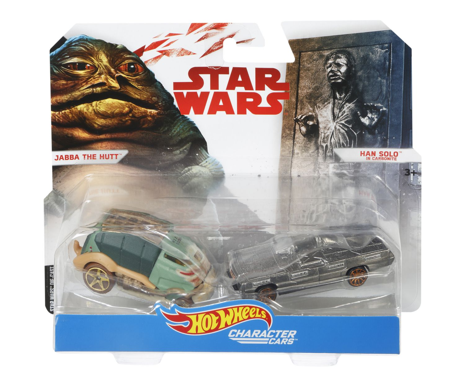 Antiquitäten & Kunst 1:64 Star Wars 2 Toy Cars